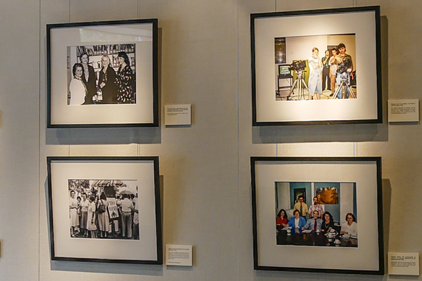 CO.AS.IT. 50th anniversary photographic display