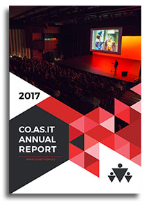 CO.AS.IT Annual Report 2017