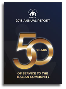 CO.AS.IT Annual Report 2018