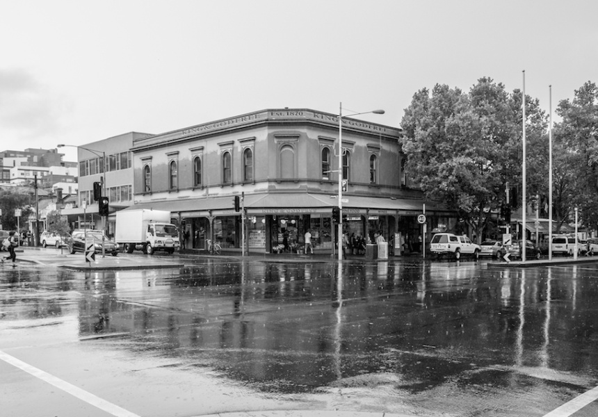 Lygon Street Walk