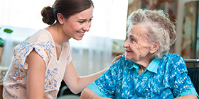 Respite care for carers